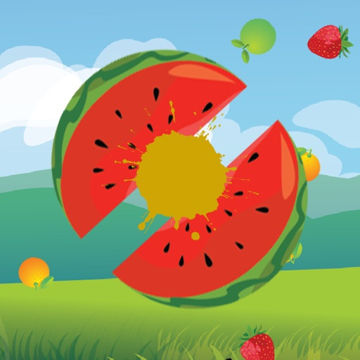 Fruit shoot splash iOS App