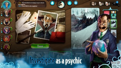 Screenshot #6 for Mysterium: A Psychic Clue Game