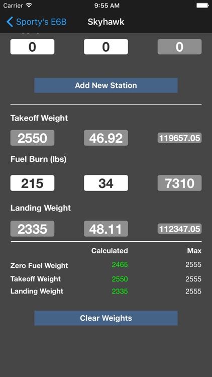 Sporty's E6B Flight Computer screenshot-3