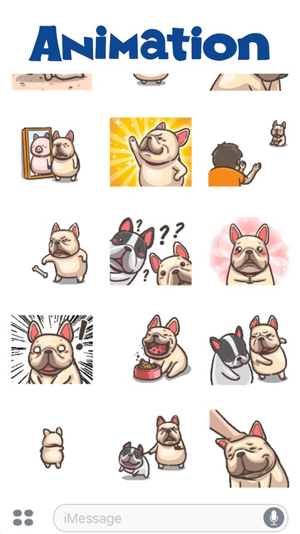 The Funny Bulldog Animated screenshot-3