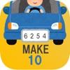 4つの数字で10を作る:Make10-脳トレ - iPadアプリ