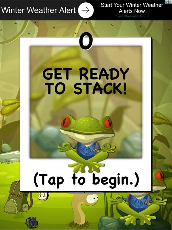 Froggie Frog's Bug Stack-ipad-1