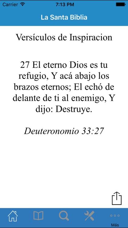 La Santa Biblia en Español