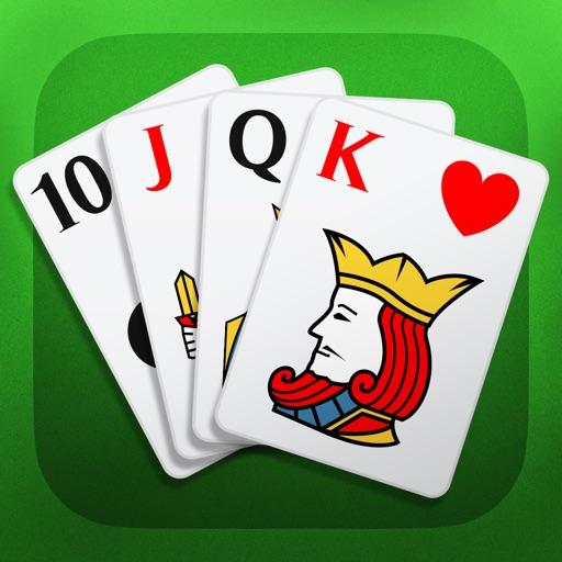 Пасьянс Косынка - карточные игры солитер