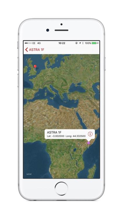 Satellite Advisor screenshot-3