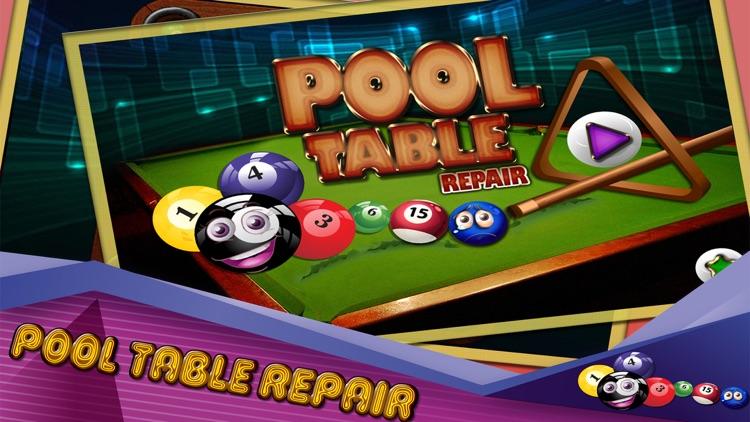 Pool Table Repair Ball Snooker Billiard Game By Irfan Saleem - Pool table repair near me