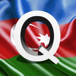 Azeri keyboard for iOS Turbo (QÜERTY)