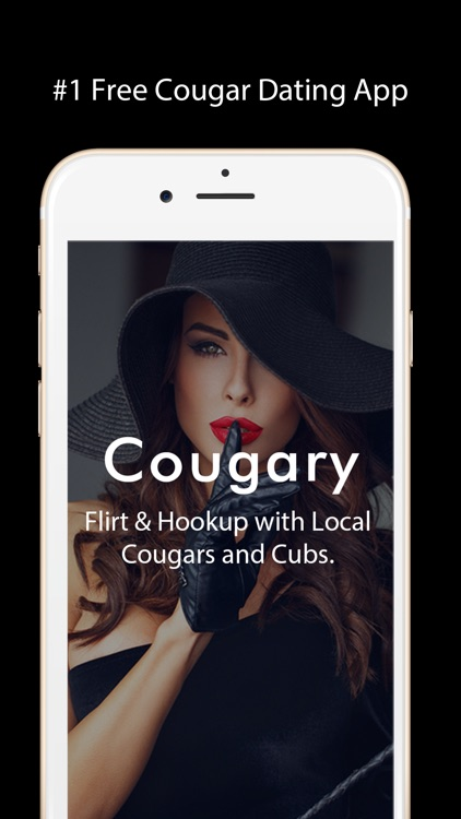 cougars dating app