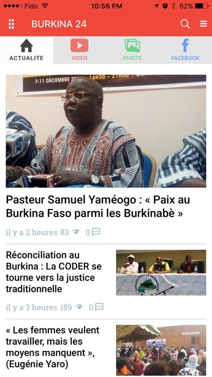 Burkina 24 app
