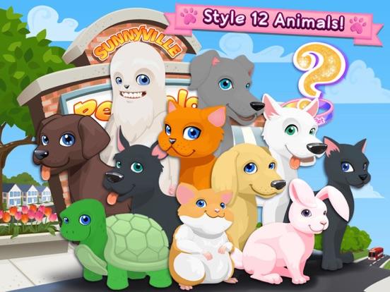 Игра Sunnyville Pet Salon