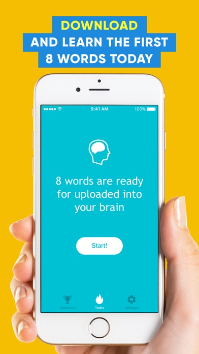 Hot8 - English for beginners app image