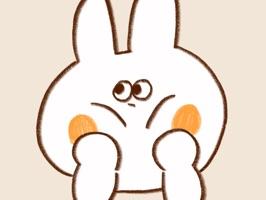 집 토끼 빵토와 함께 귀엽고 다양한 표현을 나눠보세요