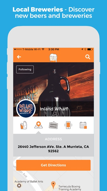 OpenTap - Find Local Craft Beer