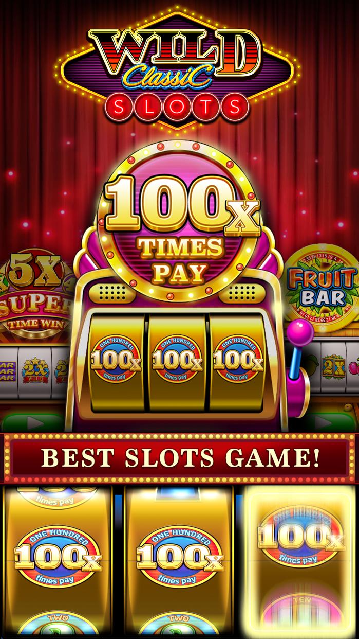 Classic Slots Casino - Vegas Slot Machine Screenshot