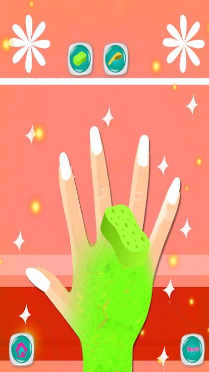 Wedding Nail Salon - Nail Makeover Games for Girl by Ajay Pandya
