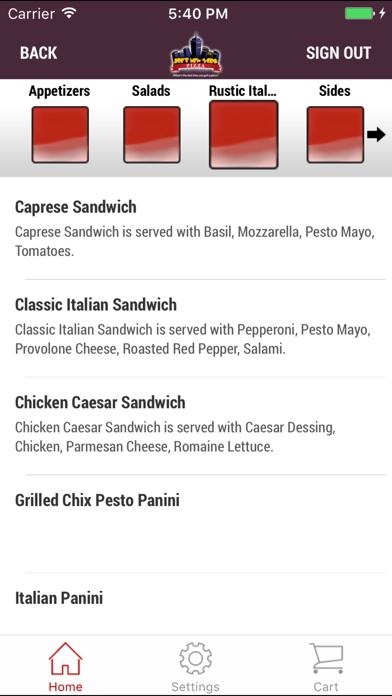 Joe's New York PizzaScreenshot of 3