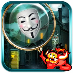 Hidden Object Games The Terror of Maskman