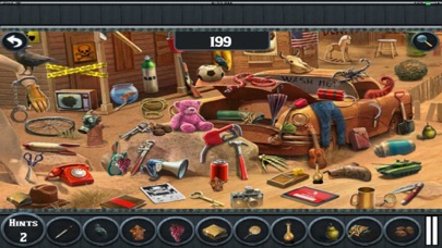 Hidden Objects:Mystery of Black Hearts screenshot four