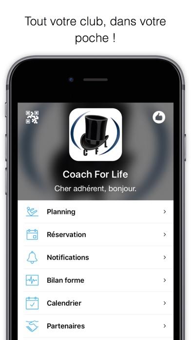Screenshot #1 pour Coach For Life Salouel