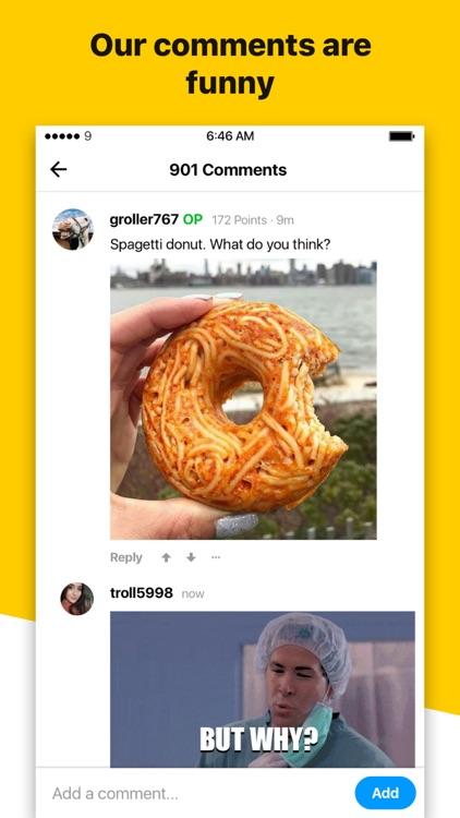 9GAG: Best LOL Pics & GIFs screenshot-3