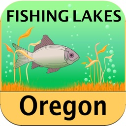 Oregon – Fishing Lakes