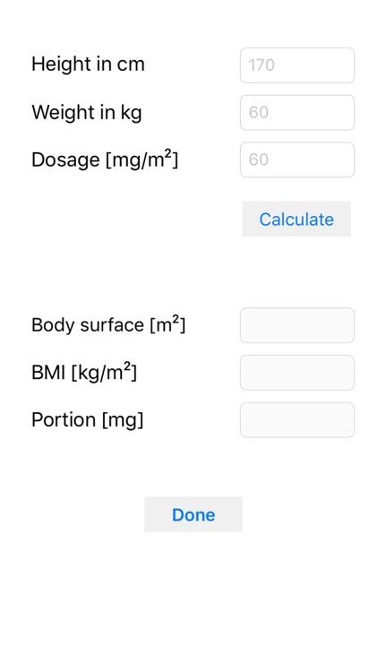 Chemotherapy Protocols screenshot-4