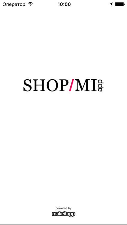 ShopMiApp screenshot-0