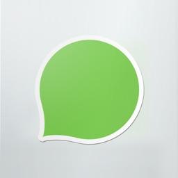 Reply - Fullscreen Messaging