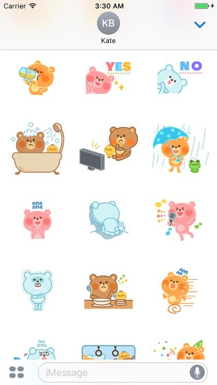 4 Bears