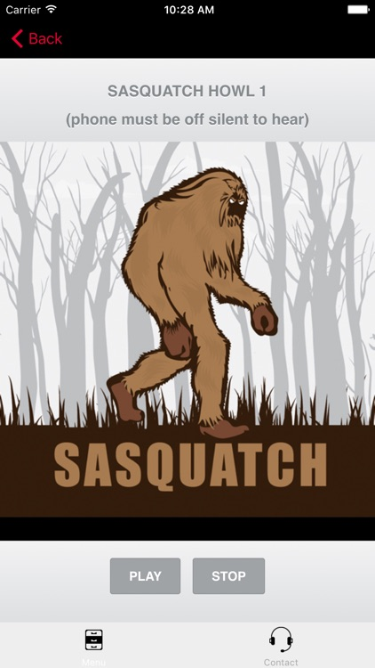 Sasquatch Calls screenshot-3