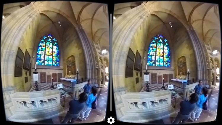 VR Travel Prague St. Vitus Cathedral 360 screenshot-3