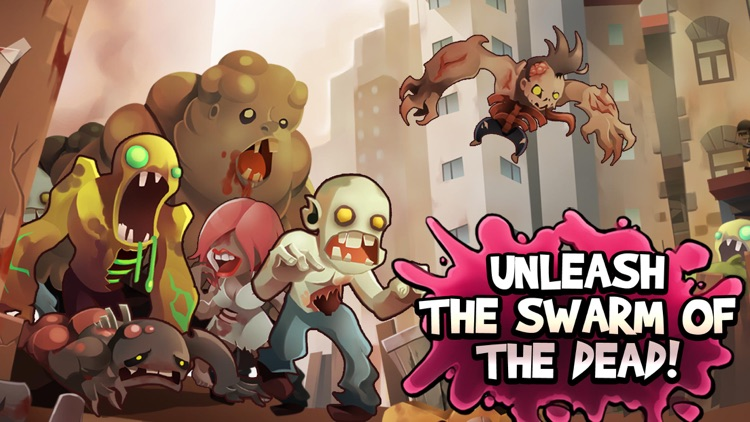 Swarm of the Dead