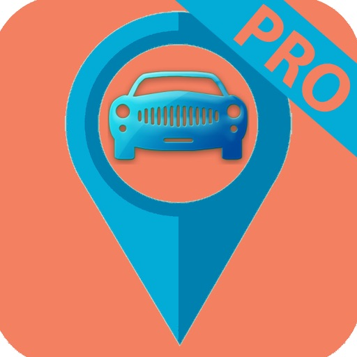 Find My Car PRO - locate where are your locations