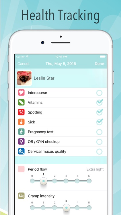 Period Tracker Plus: Period & Ovulation Tracker