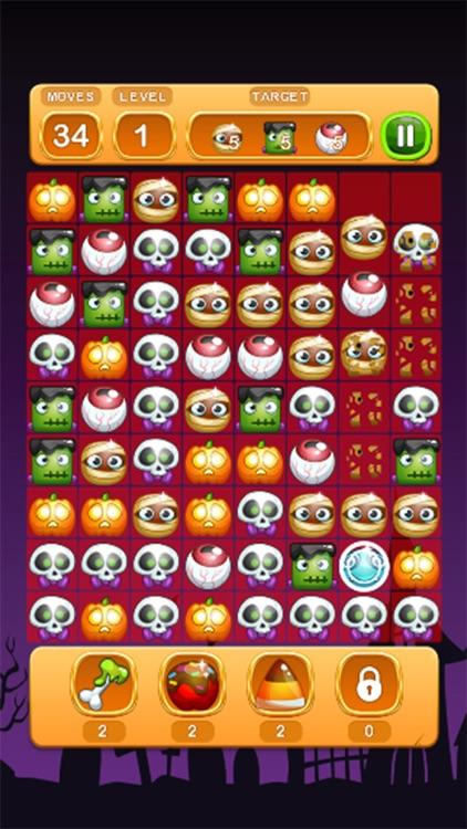 halloween bubble game screenshot-4