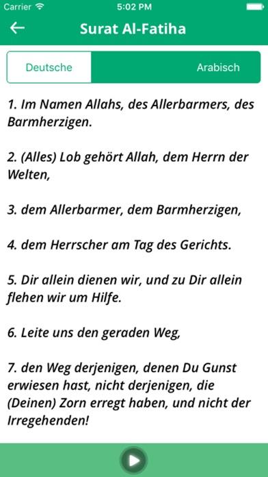 messages.download Koran in Deutsch - Hören und lesen software