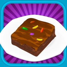 Brownie Maker - Kids Food & Cooking Salon Games