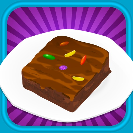 Brownie Maker - Kids Food & Cooking Salon Games