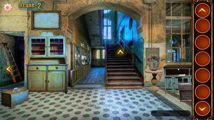 Escape Game Neglected Hospital