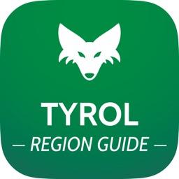 Tirol Reiseführer & Offline-Karte