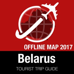 Belarus Tourist Guide + Offline Map