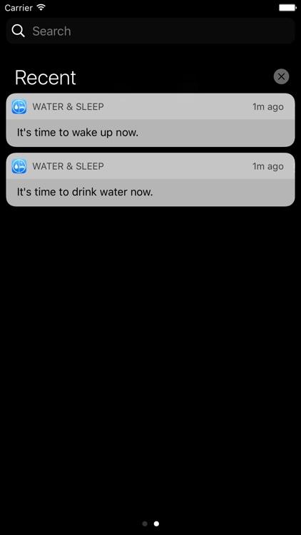 Water & Sleep Minder screenshot-4