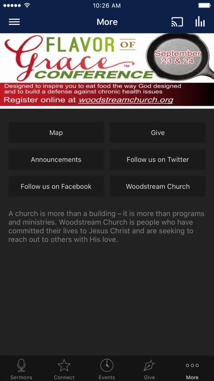 Woodstream Church