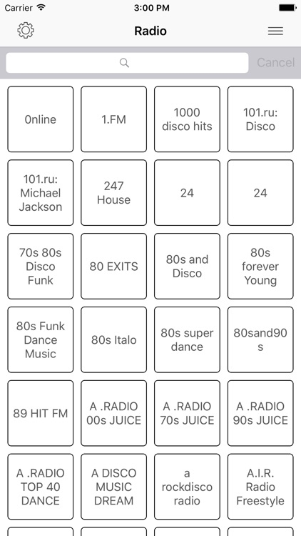 Radio FM Disco online Stations by Le Hung
