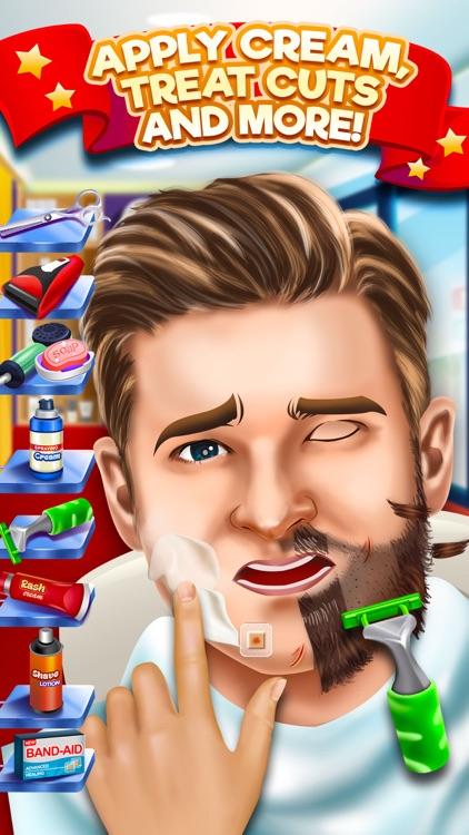 Kids Shave Salon Celebrity Games (Girls & Boys)