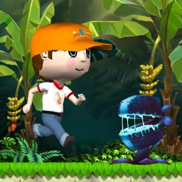 Jungle Monster World Adventure