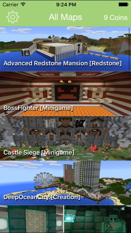 Maps for Minecraft PE FREE - One Touch Install screenshot-3
