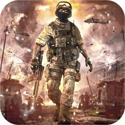 Modern Battle Strike 3D: Frontline Sniper Killer