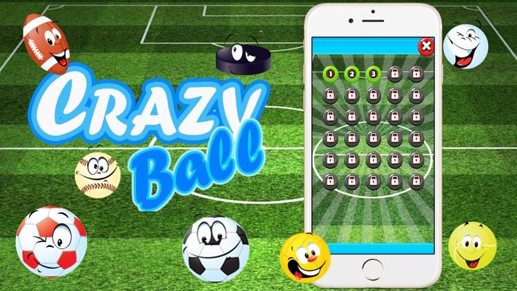 Crazy Ball Match 3 Game
