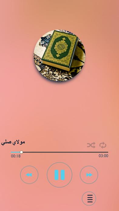 اناشيد اسلامية رائعةلقطة شاشة4